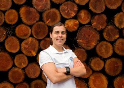 Ángela es nuestra entrenadora personal en Collado Villalba