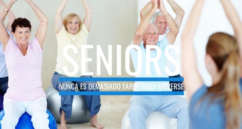 Entrenamiento para edad avanzada