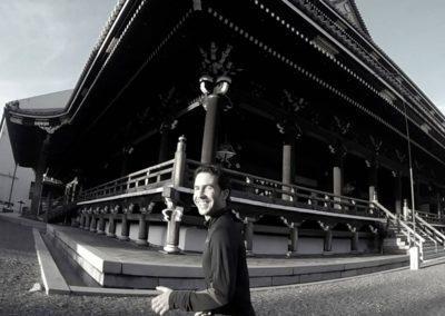 Running por las calles de Japón