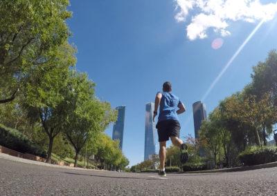 RUNNING MADRID