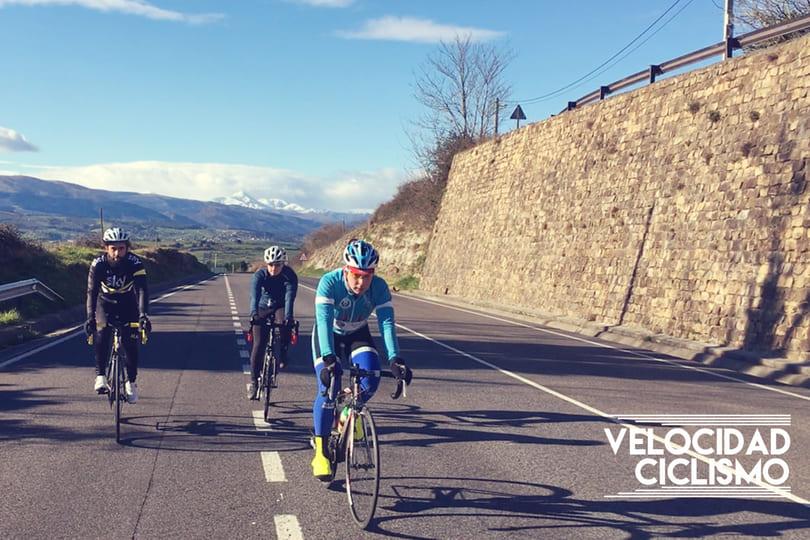 Las claves de mantener velocidad en ciclismo
