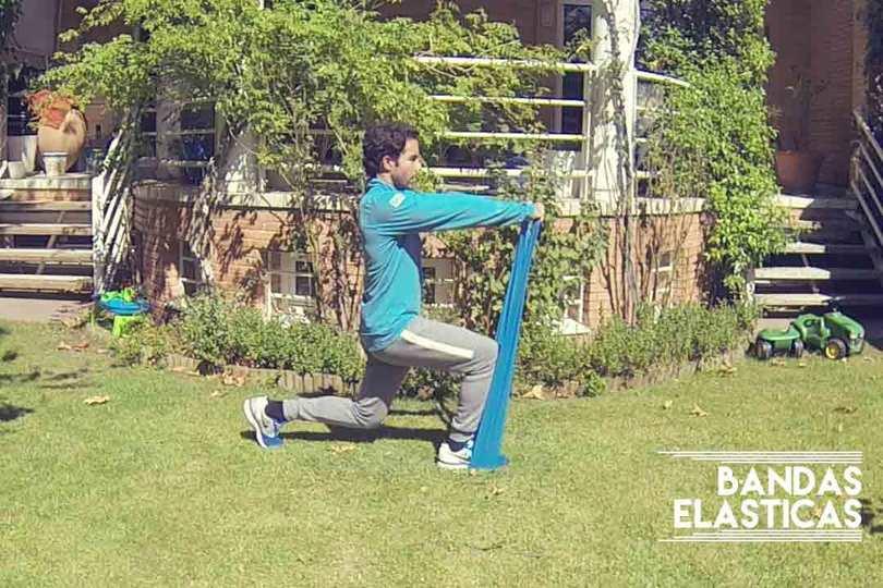 Claves y ejercicios con bandas elásticas