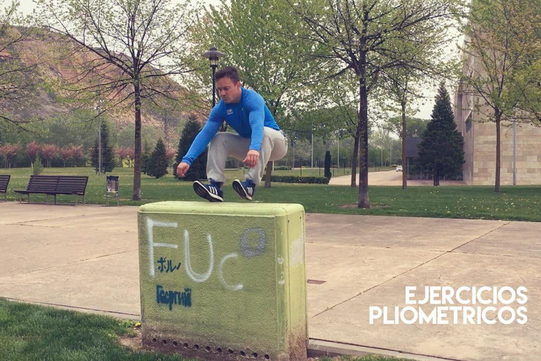 Ejemplos de ejercicios pliométricos
