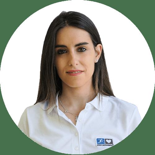 Cristina es nuestra nutricionista en Logroño