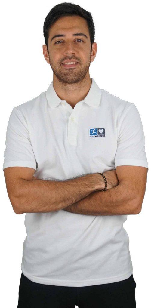 Albert.A Entrenador Personal en Barcelona KeepOnTraining
